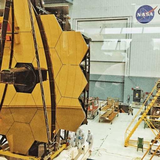 Телескоп Джеймс Вебб – путешествие в неизвестность 20