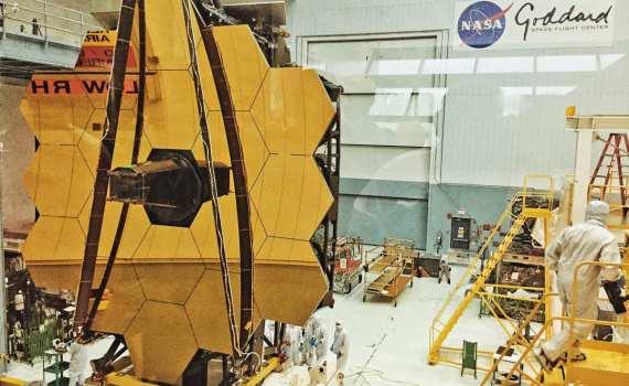 Телескоп Джеймс Вебб – путешествие в неизвестность 4