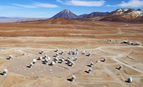 Гигантский радиотелескоп пустыни Атакама возобновит наблюдения 8