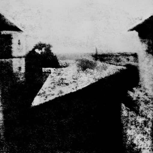 Жозеф Ньепс и его первая в мире фотография 6