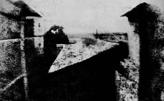 Жозеф Ньепс и его первая в мире фотография 2