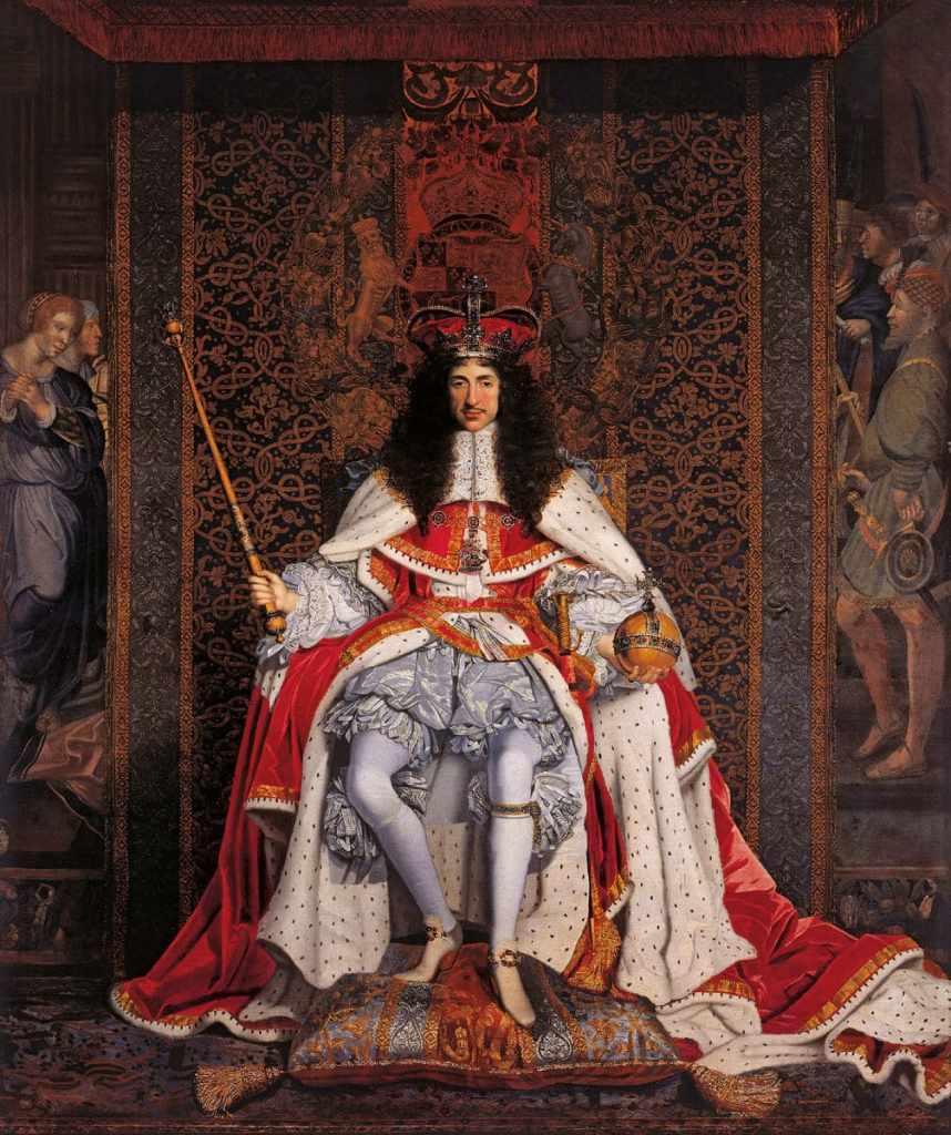 Как maȋtresse-en-titre развивали науку Англии XVII века 7
