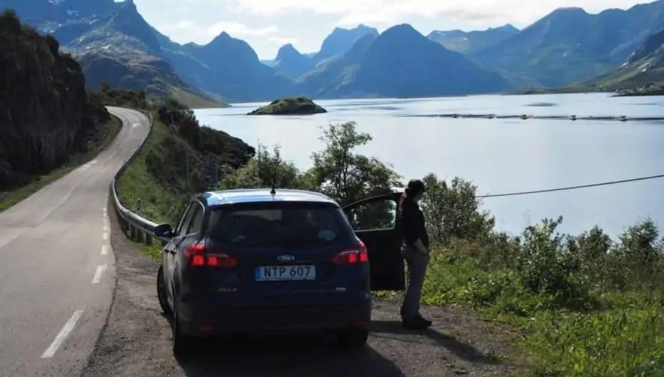 Road Trip Norvège îles Lofoten et Vesteralen