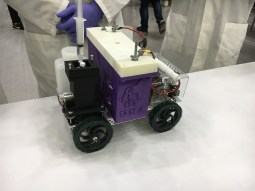 University of North Alabama Chem Car Places Third in International Competition. #myUNA