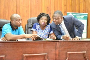 FUNAAB Begins the Process of e-Senate and Online Transcript …Adopts paperless system