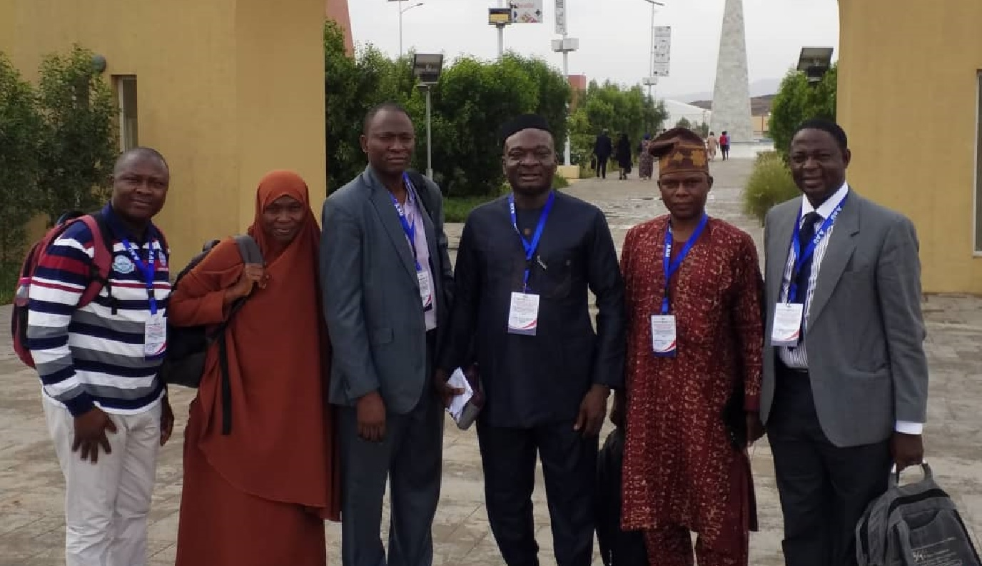 FUNAAB Showcases Quality …At ACE Workshop in Djibouti