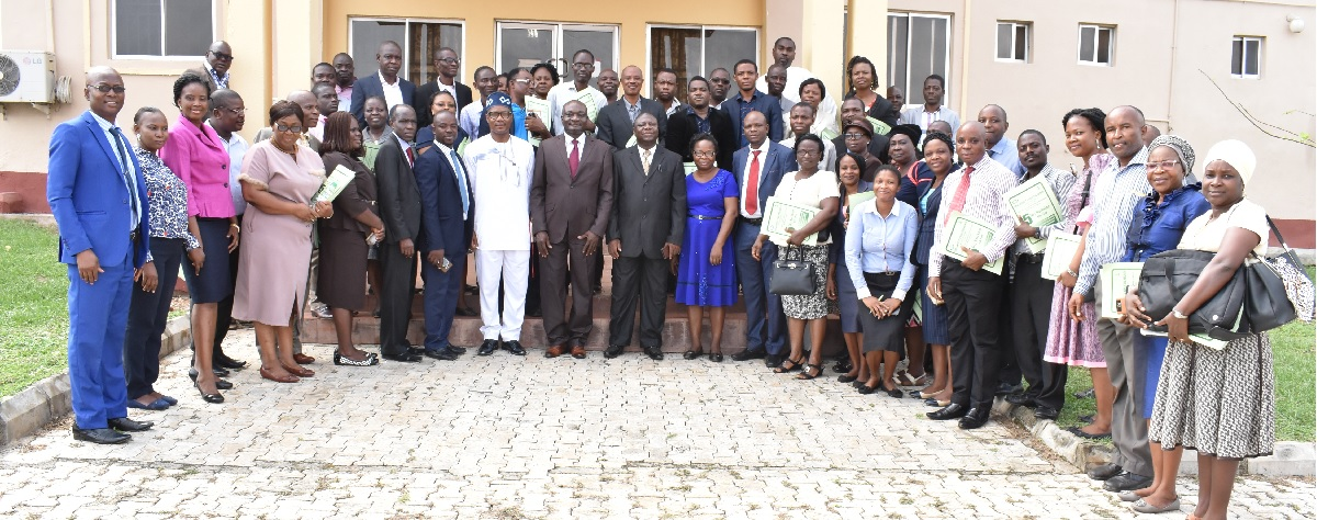 VC Affirms Support for Training