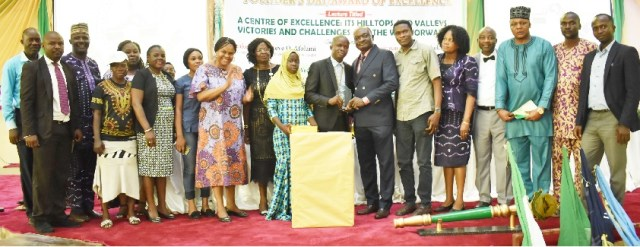 Everybody is Important in the University — Pro-Chancellor