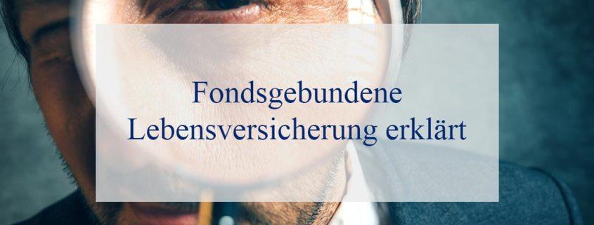 fondsgebundene-lebensversicherung-erklärt