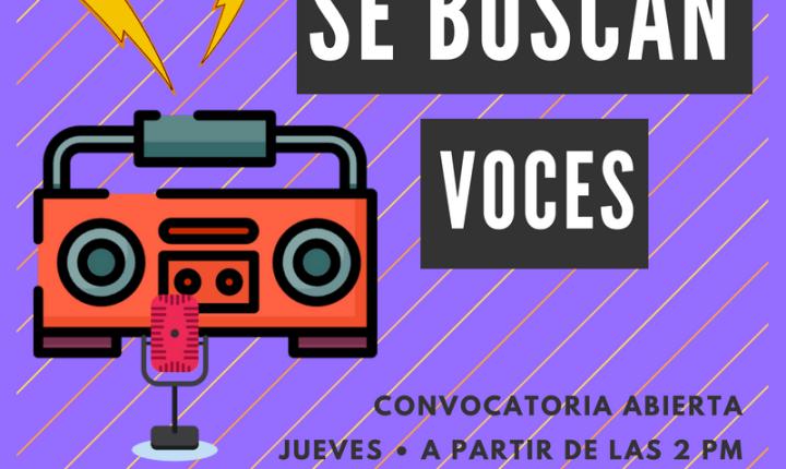 Convocatoria de nuevas voces para Unab Radio