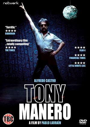 """Cuarto Oscuro: """"Tony Manero"""""""