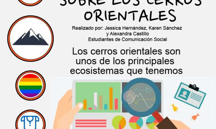 Análisis: Cerros Orientales