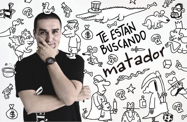 Perfil de autor: Julio César González 'Matador'