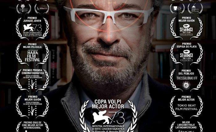 """Cine Studio: """"Ciudadano Ilustre"""""""
