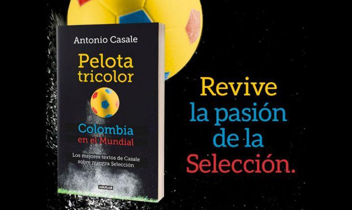 Reseña libro: Pelota tricolorpor Antonio Casale