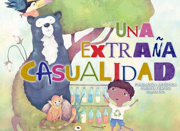 """""""Una Extraña Casualidad"""" Teatro Corfescu"""