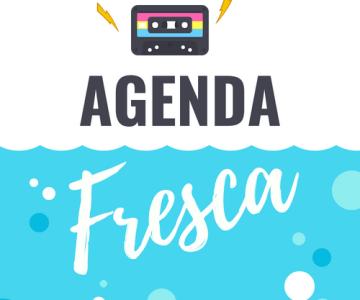 Agenda Fresca: Eventos culturales, cine, música, BlackWeekend, Youtube, Disney y una receta