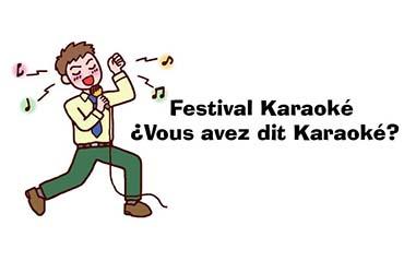 Festival de Karaoke en la Alianza Francesa