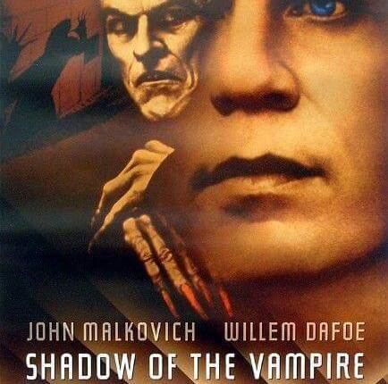 """película """"La sombra del vampiro"""" Cuarto Ocuro"""