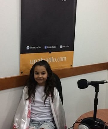 AGENDA FRESCA: INVITADA LA YOUTUBER FA GÓMEZ