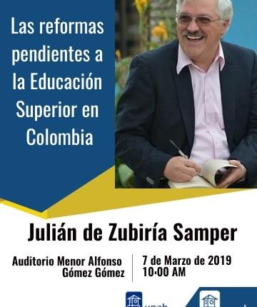 Conferencia Julián de Zubiría