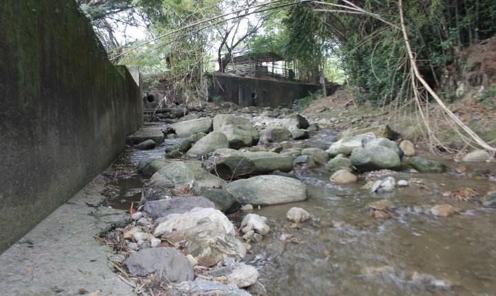 Limpieza quebrada Zapamanga