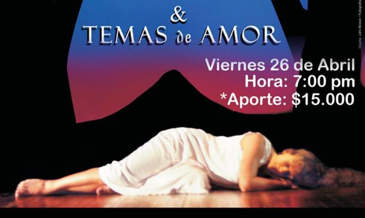 """La Compañía Dante presenta """"Yerma"""" y """"Temas de Amor"""""""