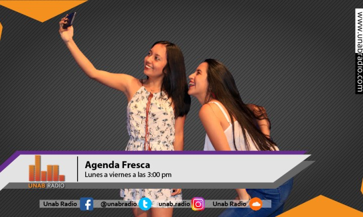 Agenda Fresca 30 de Mayo