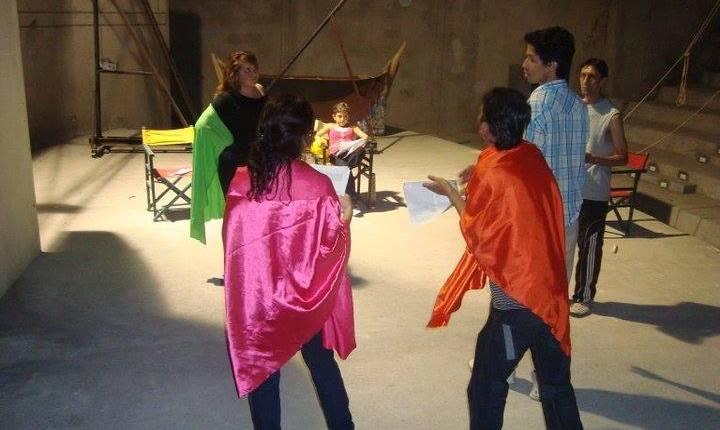 Actores piden que se apruebe la Ley del Actor