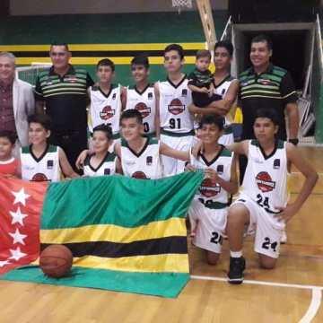 Liga Santandereana de Baloncesto participa en la Preselectiva de la Selección Colombia