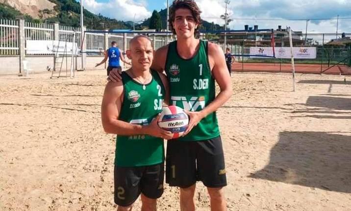 El Voleibol Playa en Santander no recibe la atención que necesita