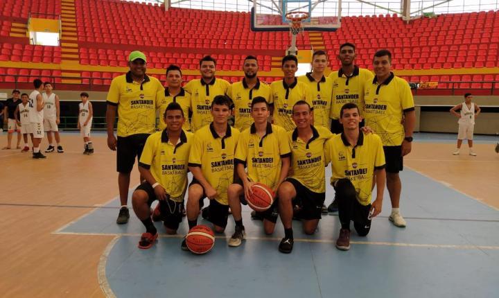 Santander en los Juegos Deportivos Nacionales