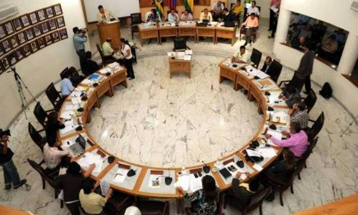 Jóvenes en el concejo de Bucaramanga por las elecciones regionales 2019