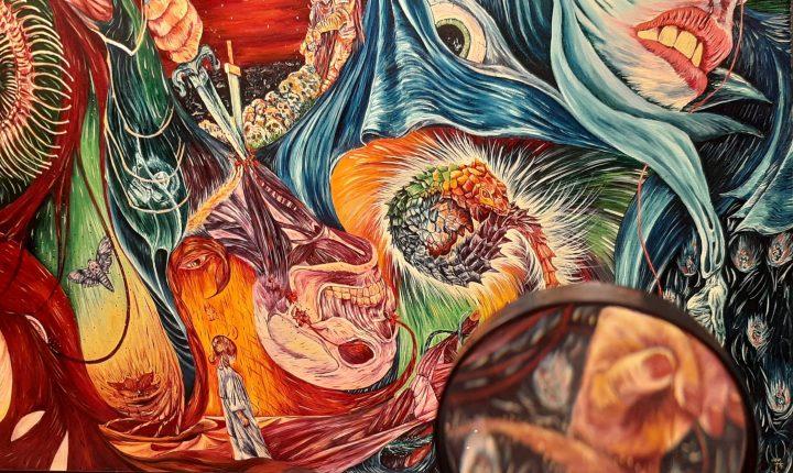 Surrealismo y el pensamiento en la Pintura