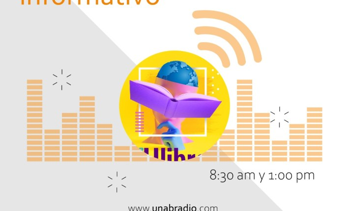 Boletín Informativo Ulibro 2020 – Agosto 25