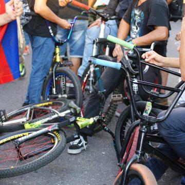 Los ciclistas y sus normas viales