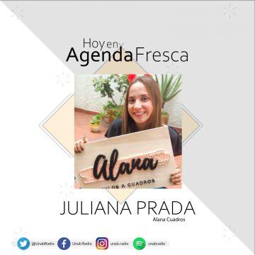 Agenda Fresca- 27 de Noviembre