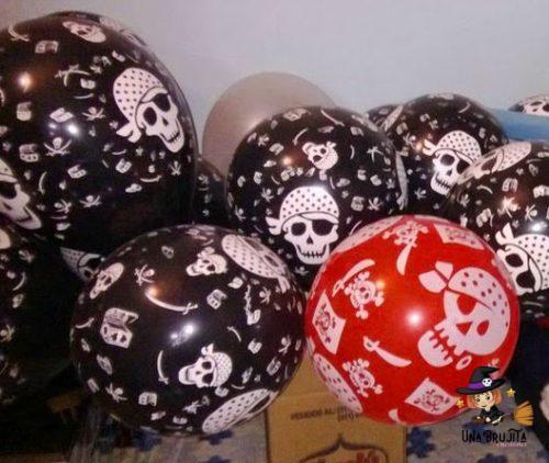 globos pirata