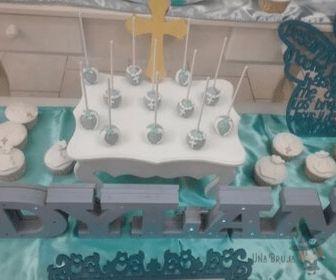 ideas de decoración de primera comunión