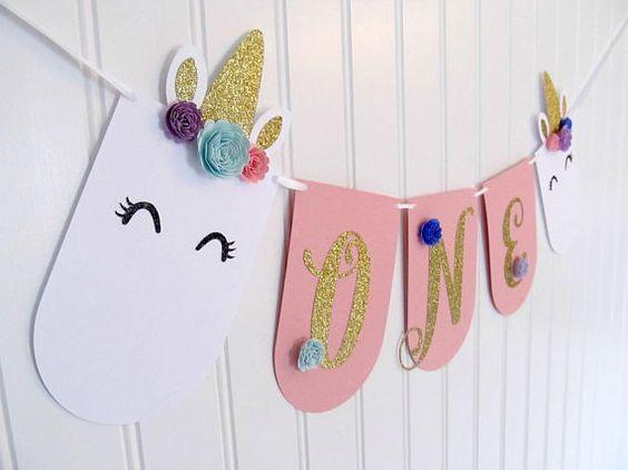 cupleaños unicornio