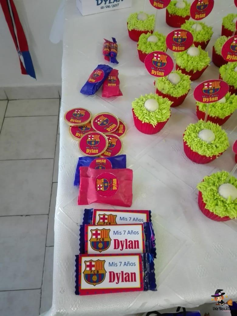golosinas personalizadas barcelona