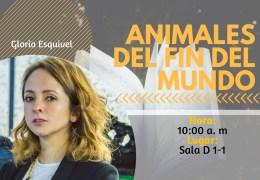 Encuentro con autor 'Animales del fin del mundo'