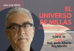 Conversatorio «El universo de Millás»