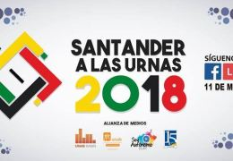 """""""Santander a las urnas"""", cubrimiento periodístico de Elecciones Presidenciales 2018"""