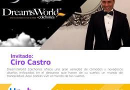 Noche de Experiencias, Ciro Castro – DreamsWorld.