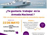 Charla de la Armada Nacional