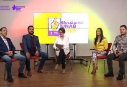 Conversatorio con los Candidatos Docentes UNAB