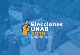 Elecciones UNAB 2019