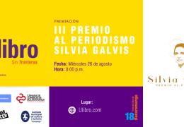 III Premio al Periodismo Silvia Galvis
