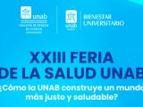 XXIII Feria de la Salud UNAB